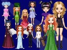Игры Долл-мейкеры для девочек