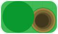 нора, в которой можно прятаться в игре mope.io