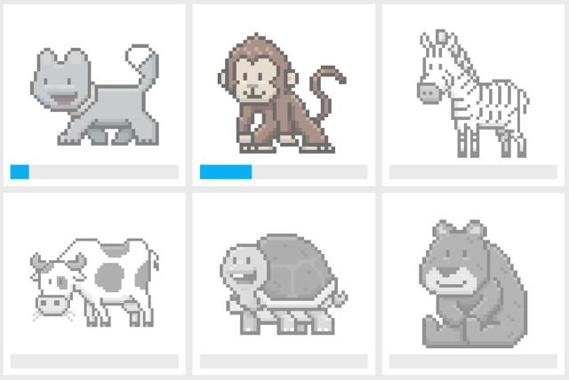 пиксель арт рисунки по клеточкам игры раскраски для