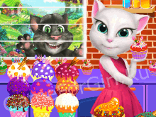 Магазин сладостей Анжелы