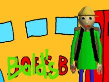 Балди в лагере