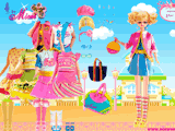 Barbie Dress Up II