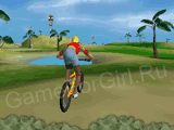 3D-велосипедист