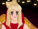 Леди Гага — Игра-одевалка