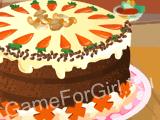 Морковный тортик для Кролика