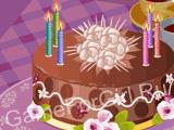 Тортик на День рождения