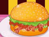Сэндвич с курицей барбекю