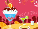 Коктейль-мороженое