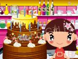 Торт к совершеннолетию