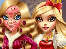 Реальный макияж для Эппл Уайт
