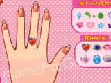 Салон красоты ногтей