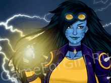 Люди Х: Девушка-мутант