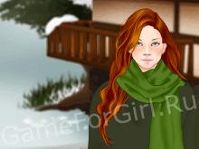 Модный наряд к зиме