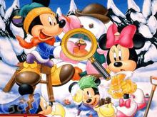 Микки Маус: Найди пирожное