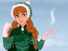 Снежная королева: Конструктор персонажей