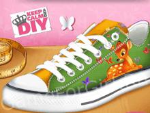 DIY: Моделируем обувь