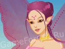 Эльфийская фея