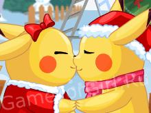 Поцелуи покемонов