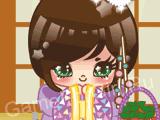 Кокэси — Японская кукла