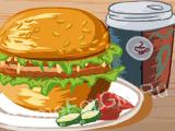 Бургер-одевалка