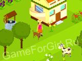 Декорируем ферму