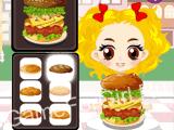 Королева бургеров — Конкурс