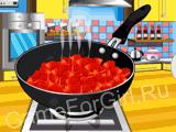 Острый соус к спагетти