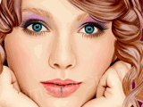 Тейлор Свифт — Уход за лицом