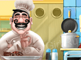 Шеф-повар из Франции