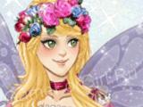Пасхальная одевалка Лили