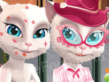 Кошка Анжела