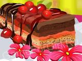 Вишнёвый кекс