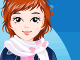 Блинки — Зимний наряд