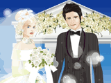 Свадебный наряд для пары