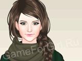 Девушка-художница