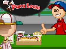 Папа Луи: Хот-доги
