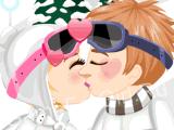 Зимний поцелуй