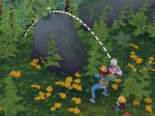 Knadskoggen: Потеряшки