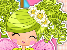 Лалалупси: Цветочная фея