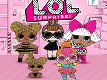 LOL Surprise Пазл с куклами