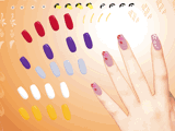 Виртуальный nail-дизайнер