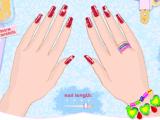 Виртуальный nail-салон