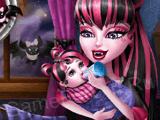 Дочка Дракулауры и ее комната