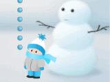 Приодень Снеговика