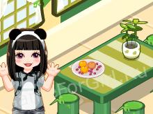 Панда-домик