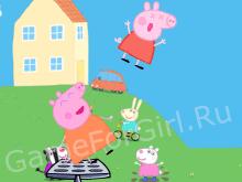 Прыгунки с Пеппой