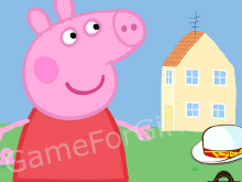 Наряди Свинку Пеппу