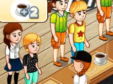 Переполох в кафе: гастрономический ресторан