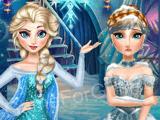 «Холодное сердце»: Эльза против Анны