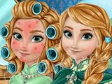 «Холодное сердце»: Макияж для Анны